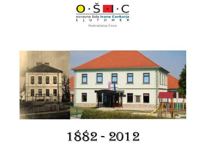 O Cven 1882-2012